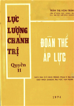 luc-luong-chanh-tri